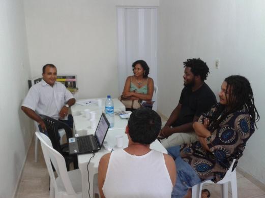 Reunião INEG/AL e NIER