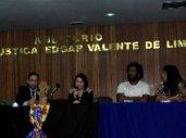Audiência Pública no Auditório do Ministério Público Estadual, em Maceió no dia 25 de Julho de 2013.