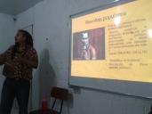 Aula sobre História da África.