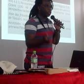 Palestra sobre Filosofia Africana.
