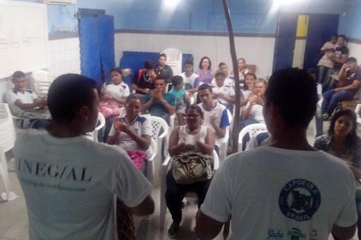Projeto Empoderando Capoeiristas