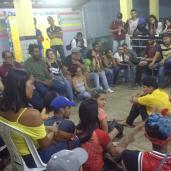Roda de Conversa Festa do Meado de Agosto 2017