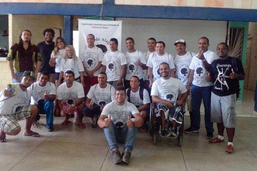 Empoderando Capoeiristas Para Promoção do(a) Negro(a) em Alagoas