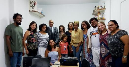 reuniÃo cress 2019